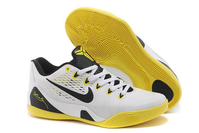 2bec30b6554a Mens Low Nike NBA Kobe Bryant Basketball Footwear 9 IX EM...