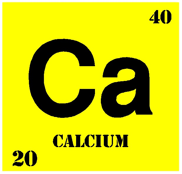 The Name Of This Element Is Calcium Its Symbol Is Ca